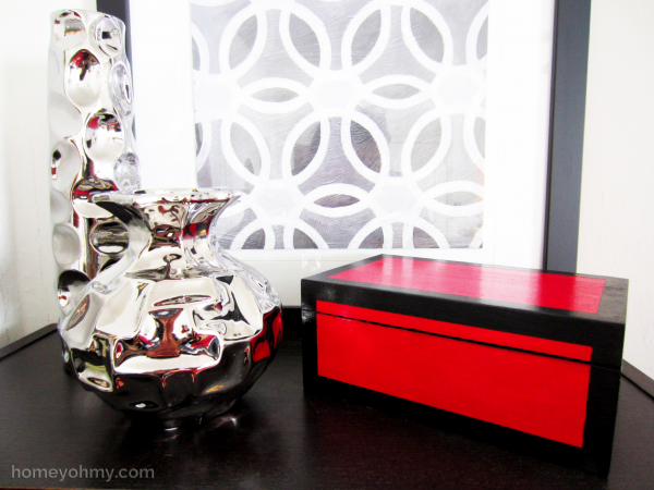 DIY Lacquered Box