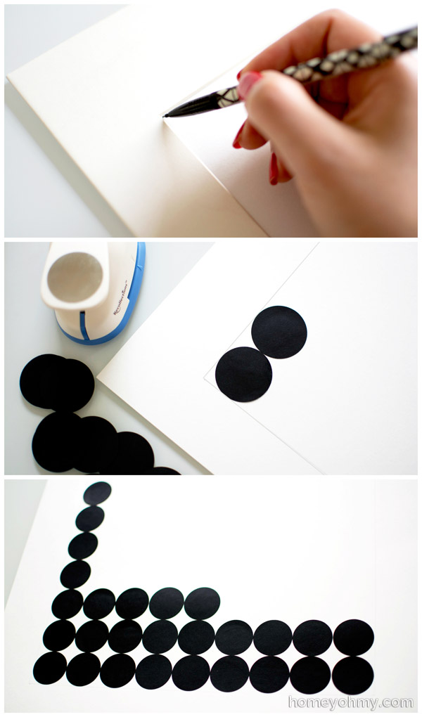 Graphic Circle Wall Art How To