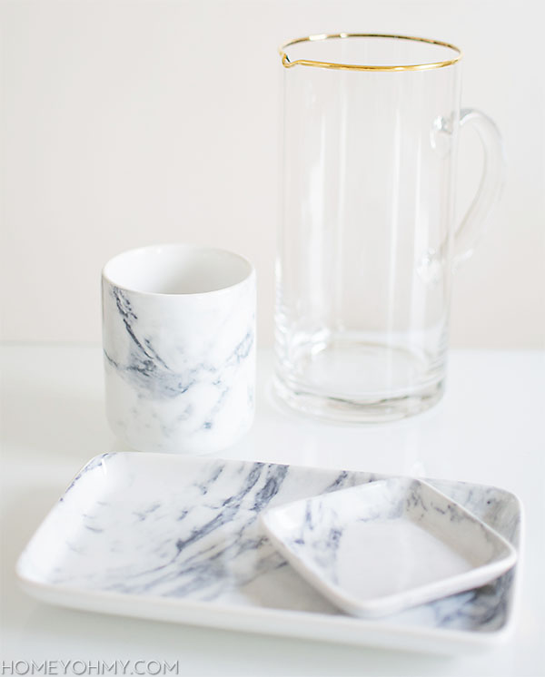 H&M Marble