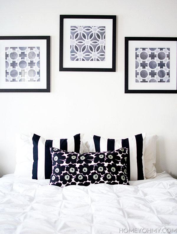 Bedroom Pillows 2