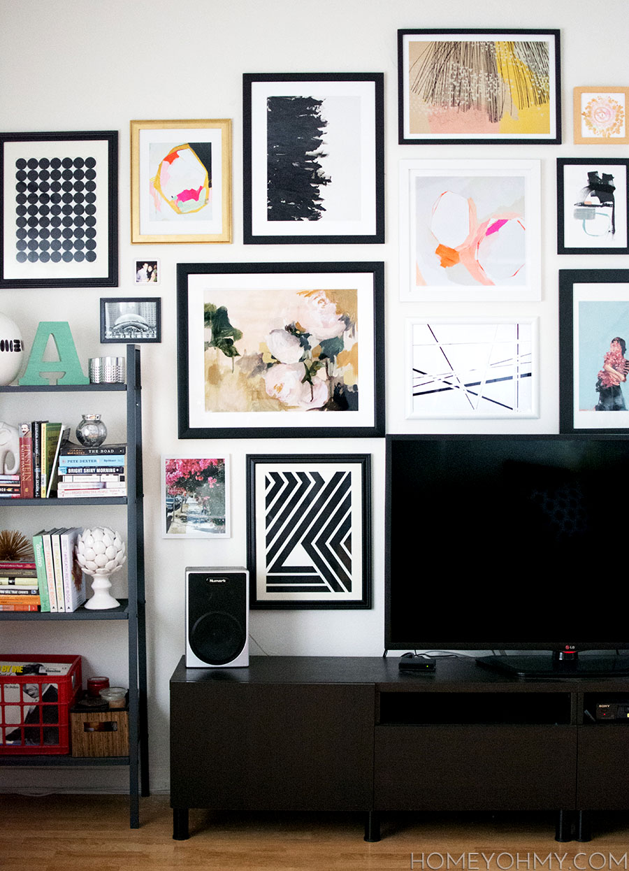Art Gallery Wall 1