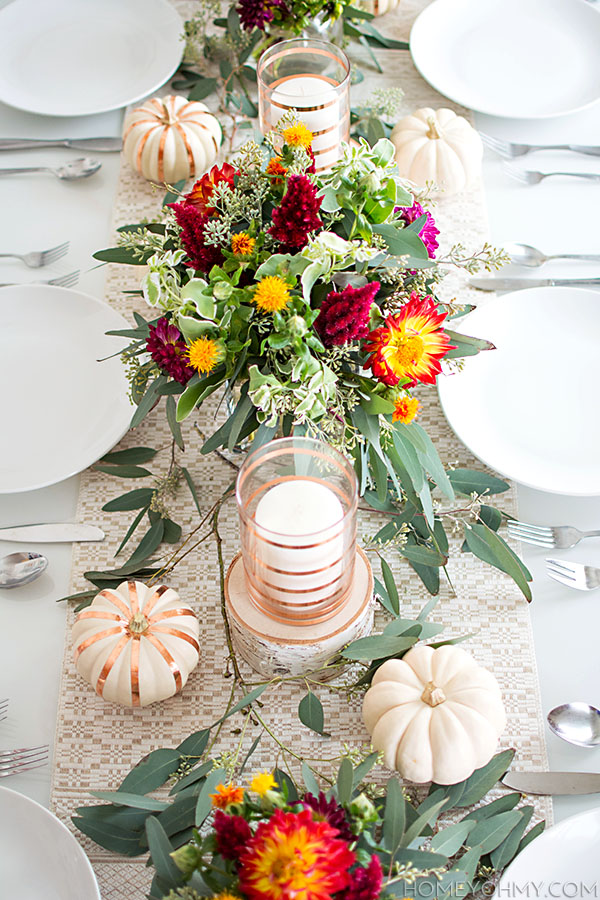 Fall Tablescape 2