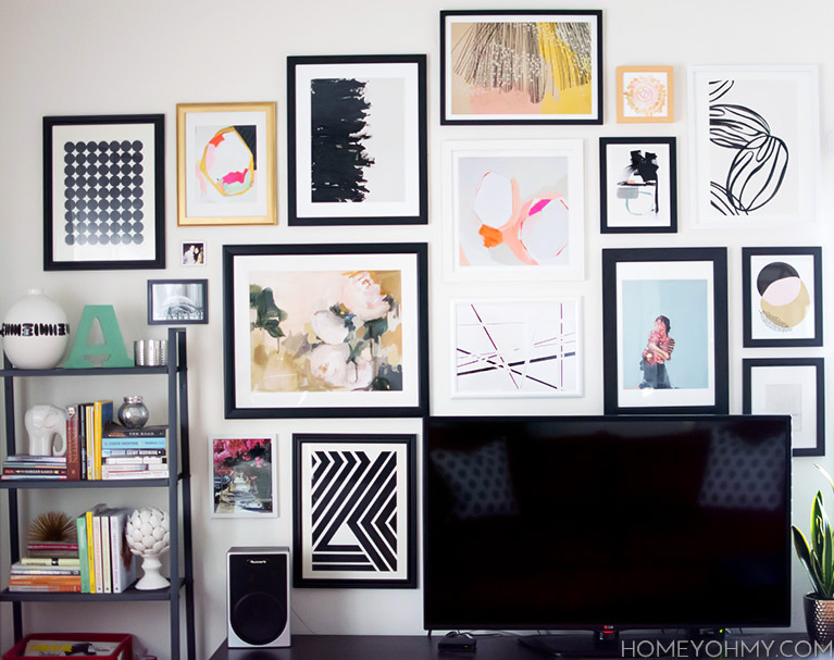 Gallery wall w-2