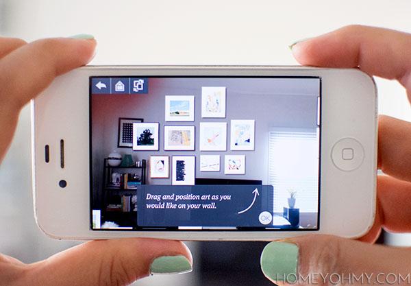 wall designer app