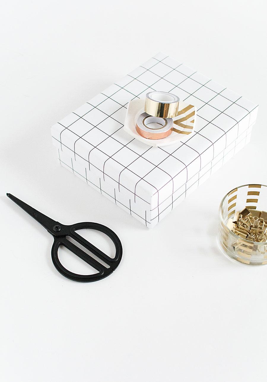 DIY grid box