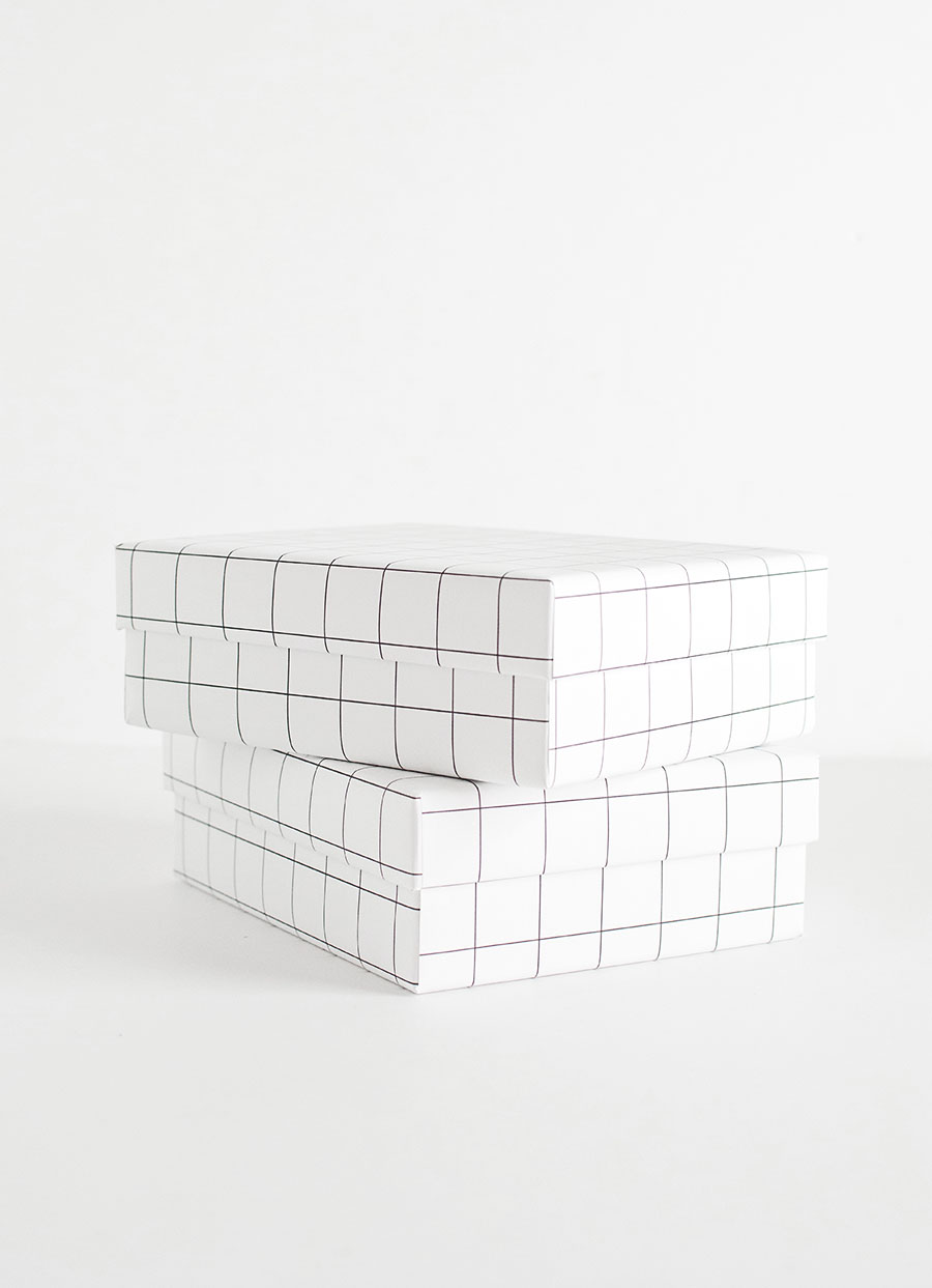 Grid boxes DIY