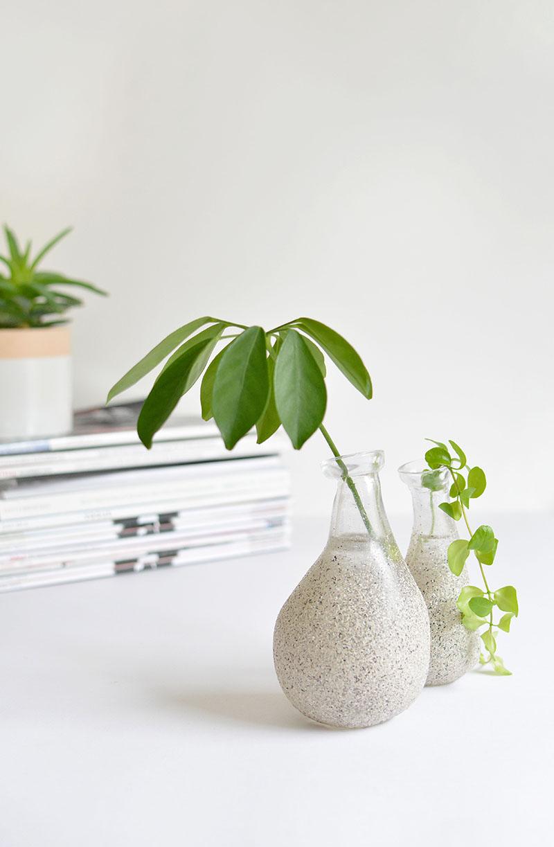 diy stone vase burkatron
