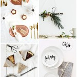 10 Simple Thanksgiving DIYs