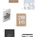 Shop: 2016 Planners