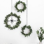 DIY Gift Card Mini Wreath