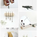 Simple and Modern DIYs for the Home