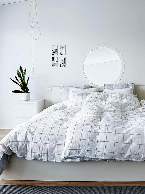 grid bedding