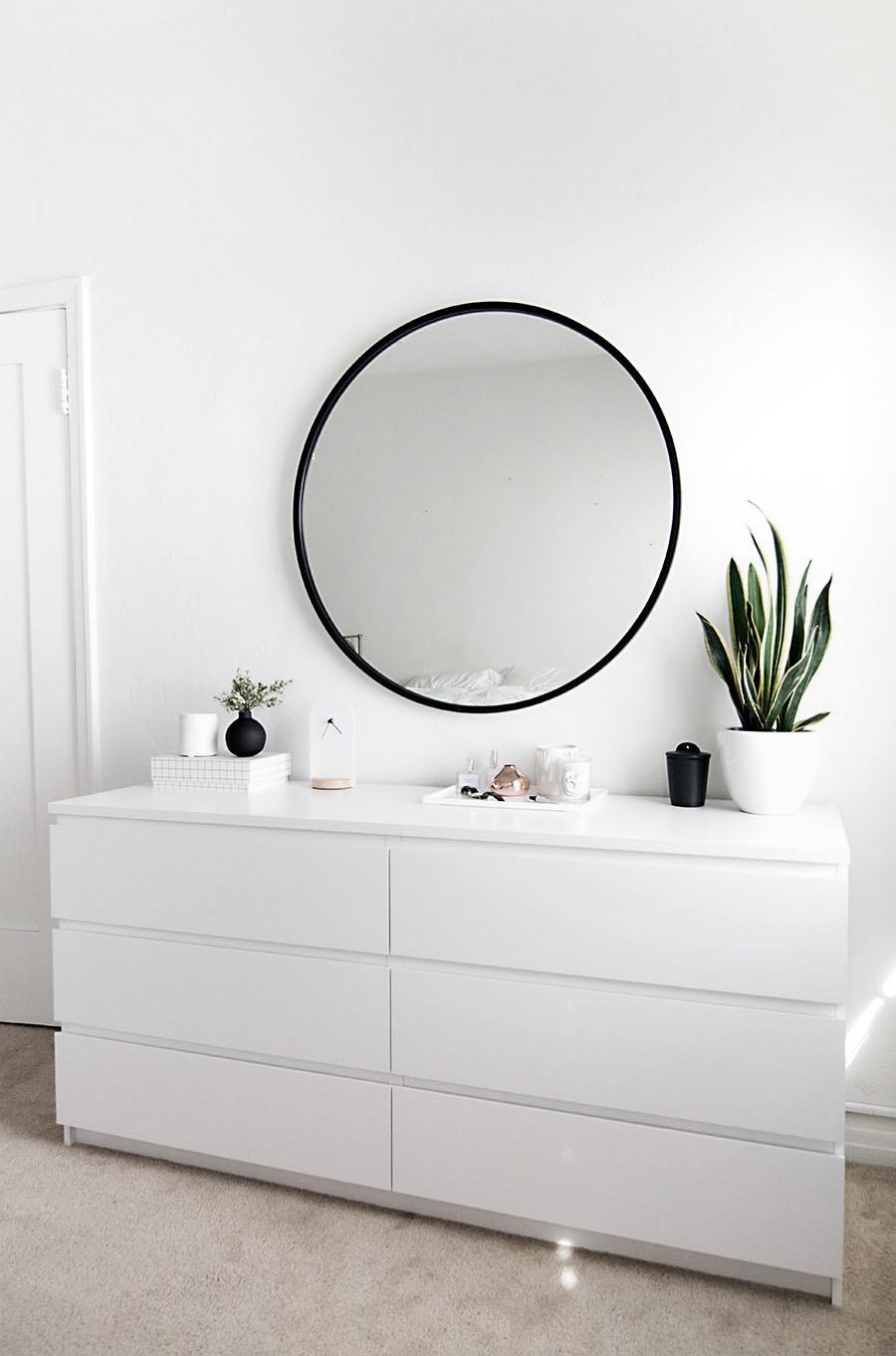 minimal dresser