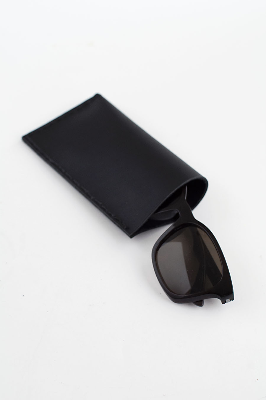 Leather Sunglasses Pouch DIY