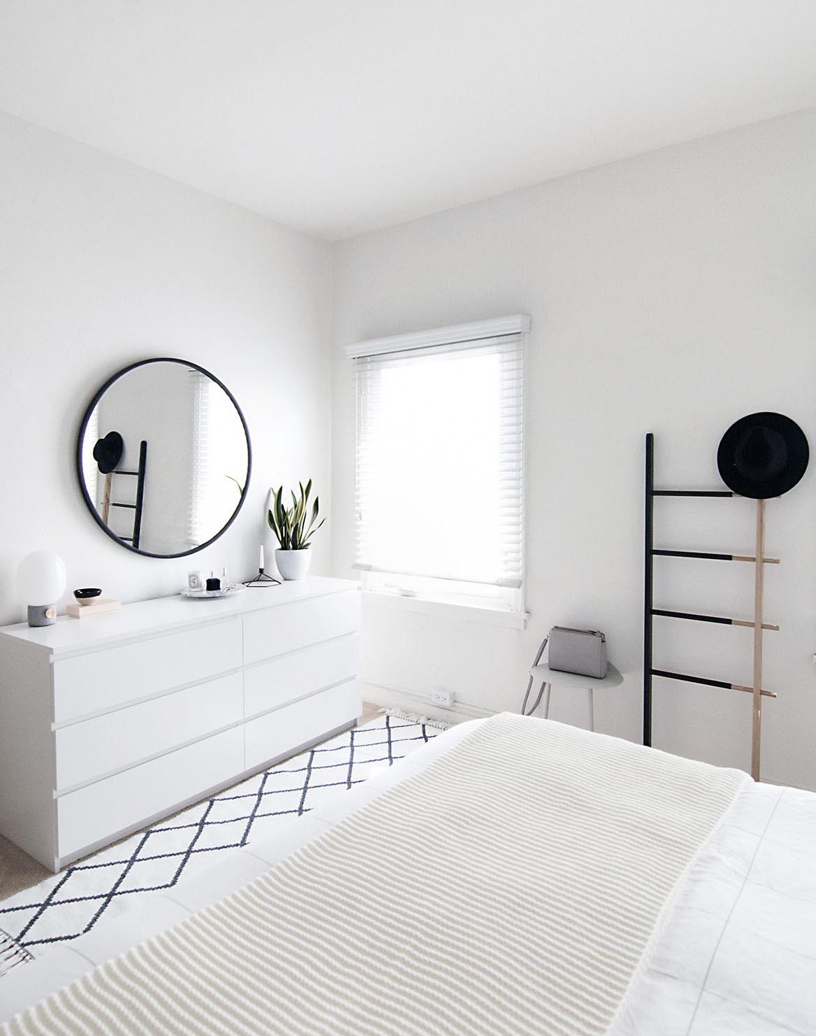 minimal modern bedroom-3