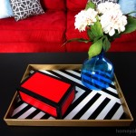 DIY Painted Tray