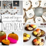 21 Simple and Easy Last Minute Halloween Ideas