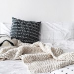 DIY Wool Blanket with We Are Knitters