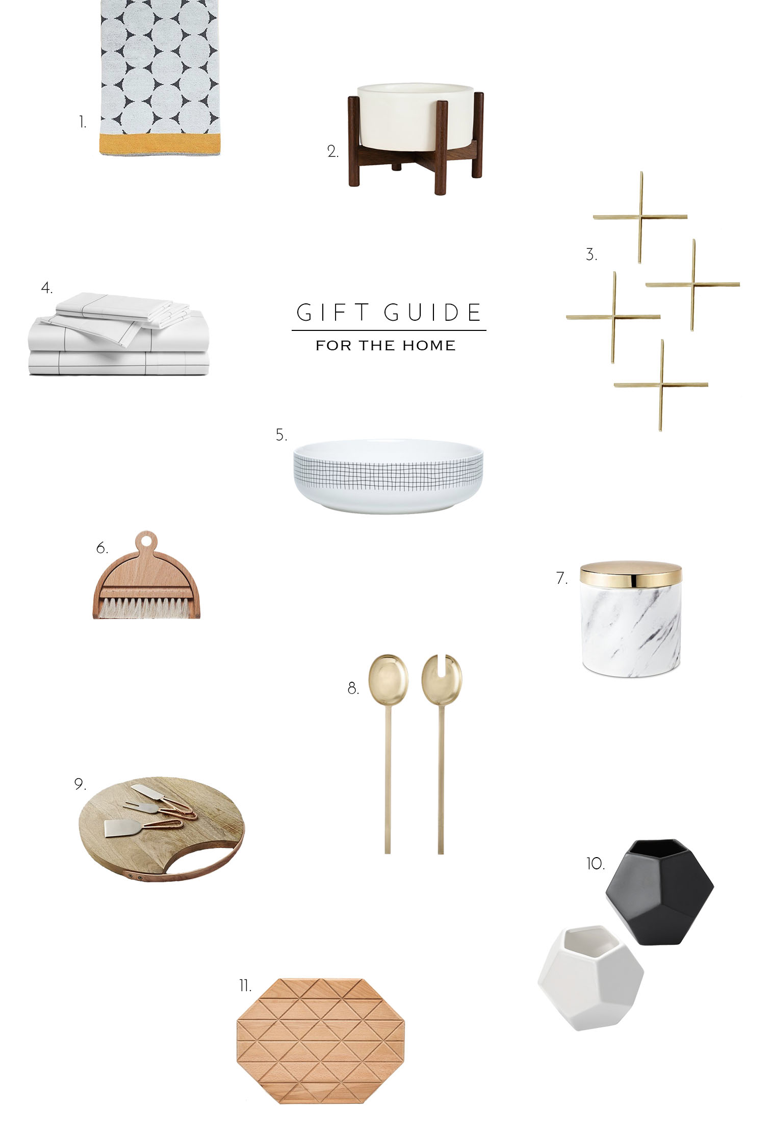 gift guide for the home