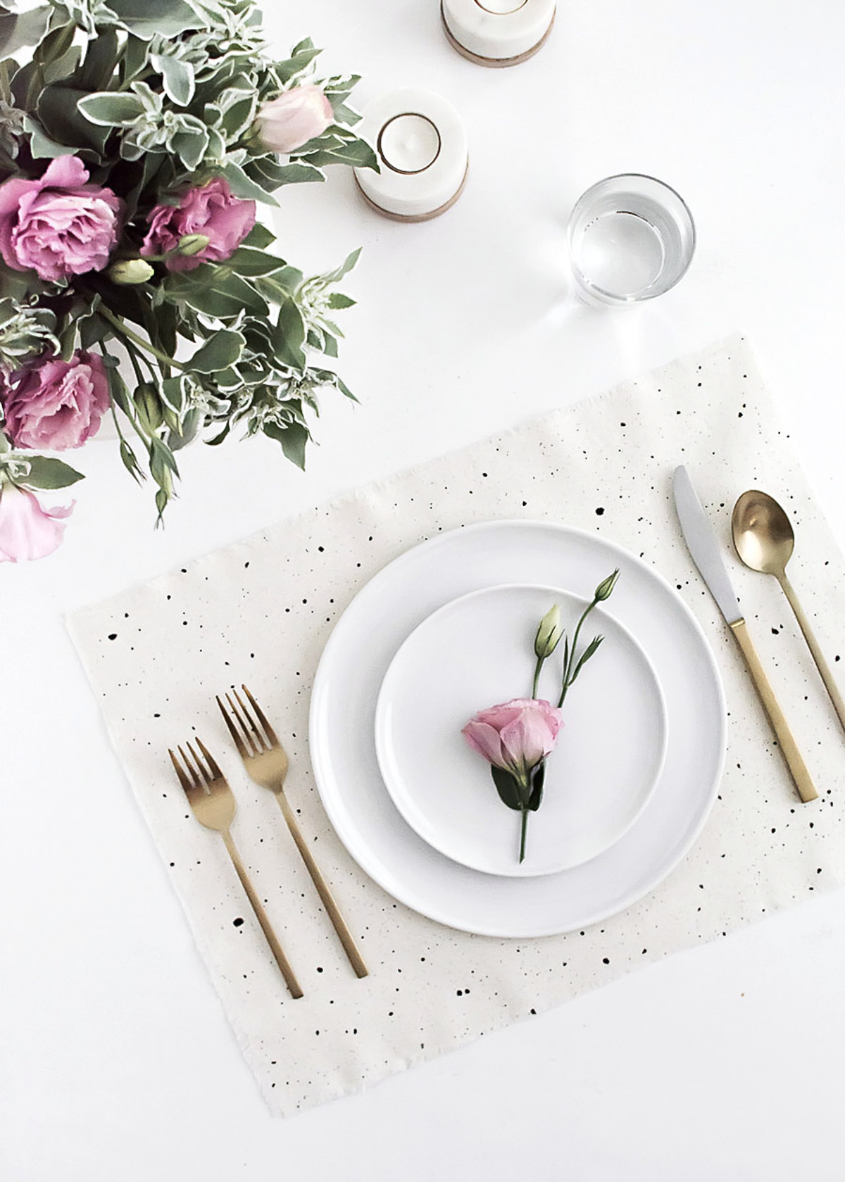Speckled Placemats